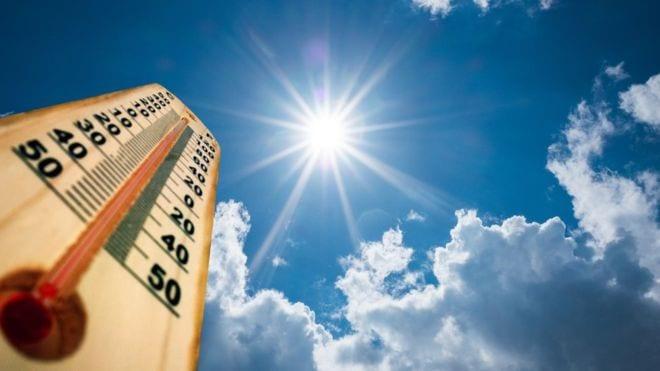 Região deve ter temperaturas acima dos 35° nos próximos dias