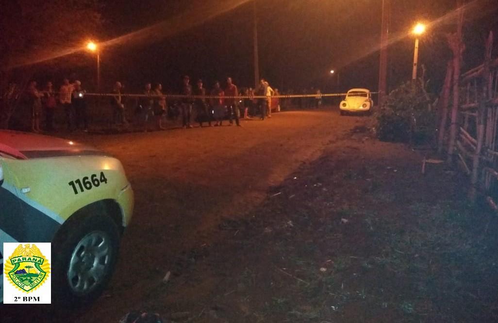 Homem é assassinado com tiro na cabeça em Ribeirão do Pinhal