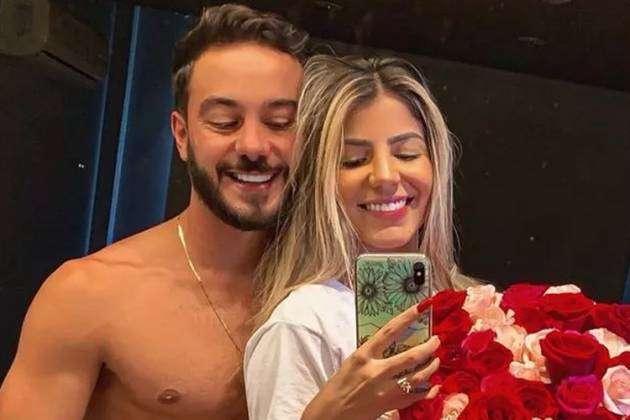 """Namorado de Hariany se pronuncia após traição em """"A Fazenda"""""""