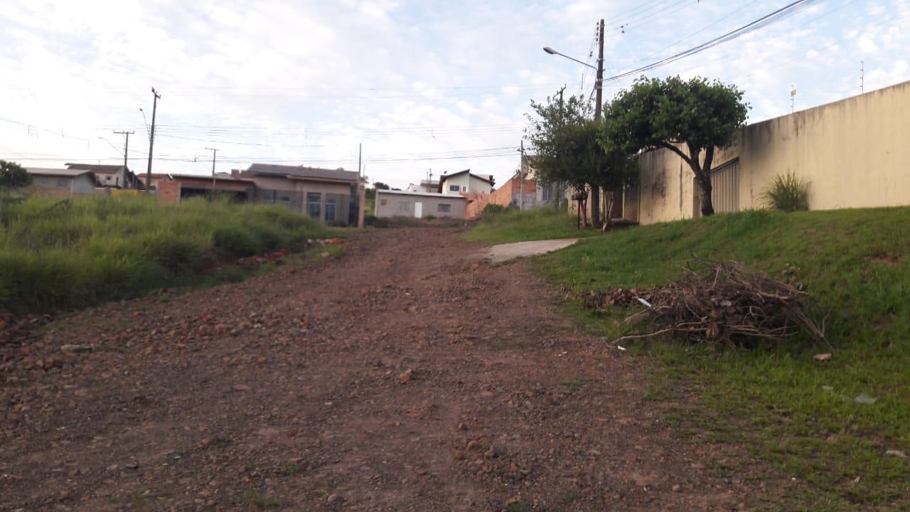 Jacarezinho: Vereador reforça pedido sobre pavimentação asfáltica no Jardim Europa