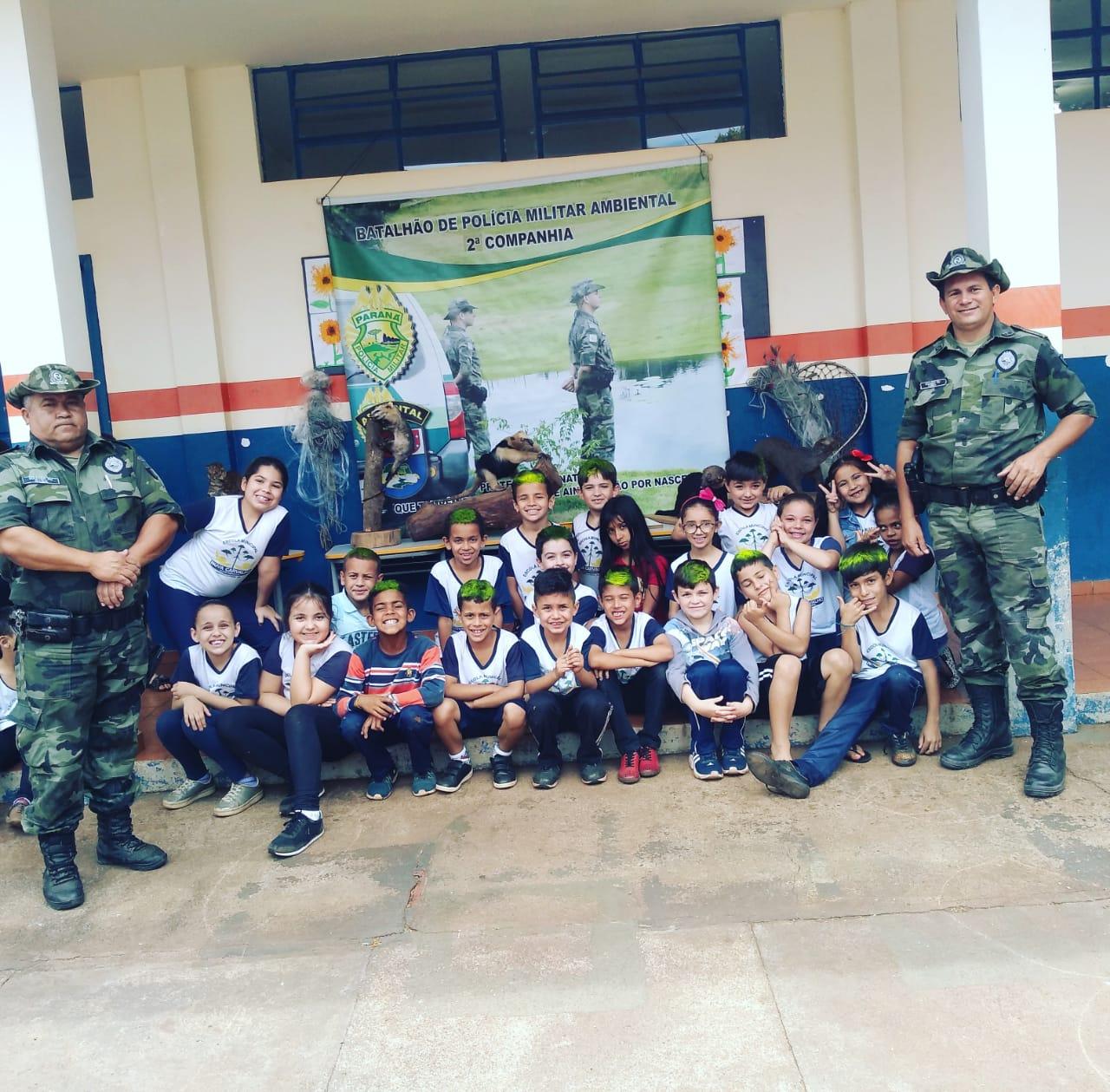 """2ºBPM: Policiais Militares de Ribeirão do Pinhal realizam evento em comemoração ao dia das crianças """"Confiram as fotos"""""""