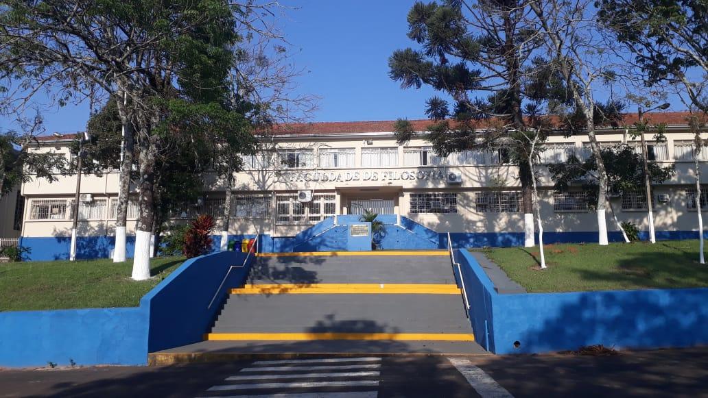 Prédios do Campus de Jacarezinho passam por pinturas