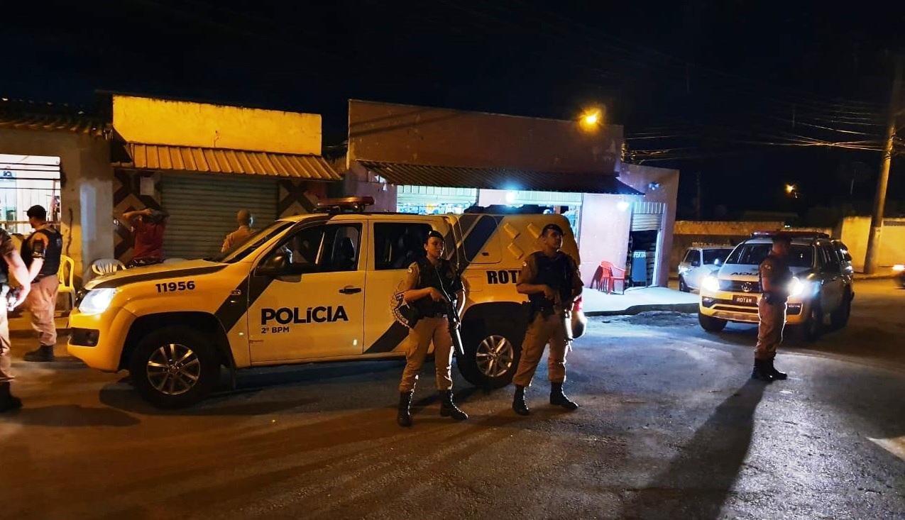 """2º BPM realiza """" Operação Integração"""" no Norte Pioneiro"""