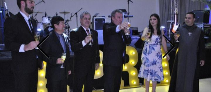 Otimismo para 2020 marca jantar de confraternização da APRAS Norte Pioneiro