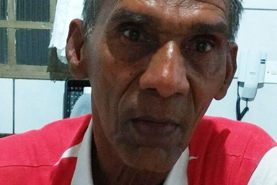 Filho diz ter matado pai a marteladas e enterrado corpo em canavial