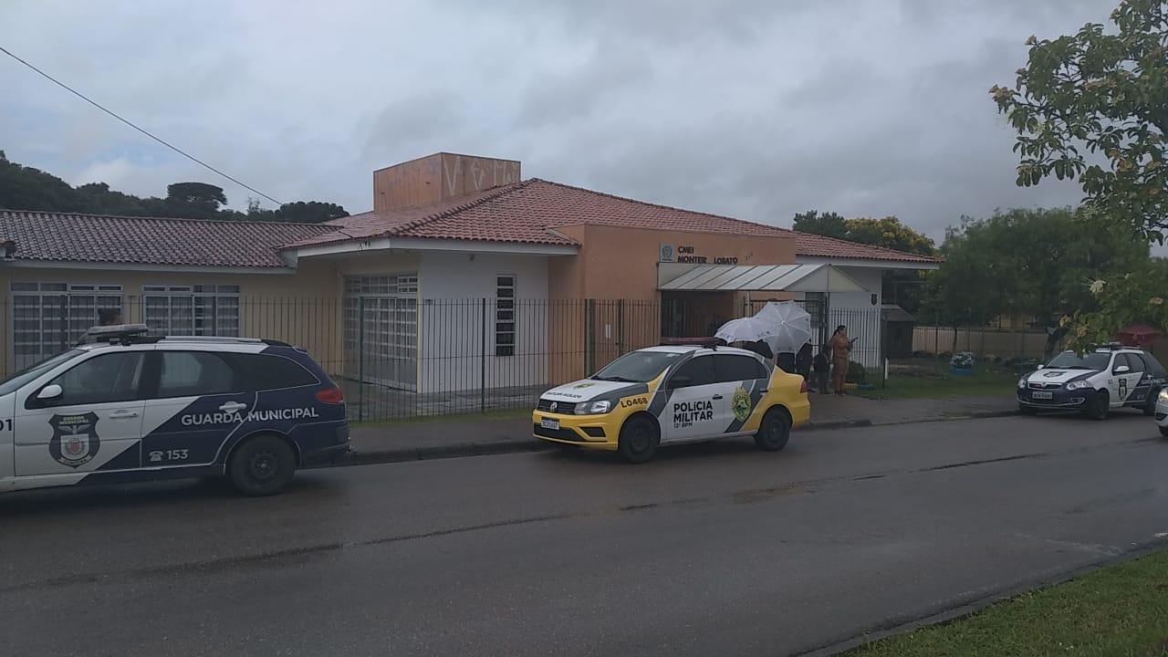 Mulher morre asfixiada pelo capuz do casaco ao tentar invadir CMEI no Paraná