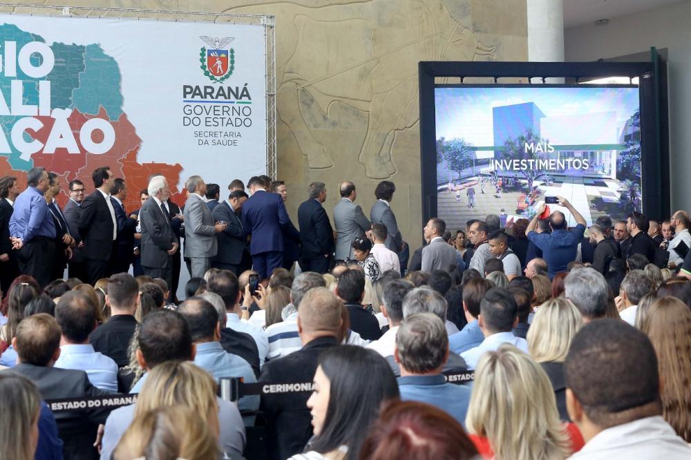 Jacarezinho: Governo garante 10 milhões para Centro de Especialidades