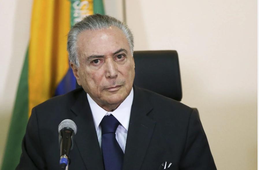Bolsonaro nomeia Temer e Justiça autoriza viagem de ex-presidente ao Líbano