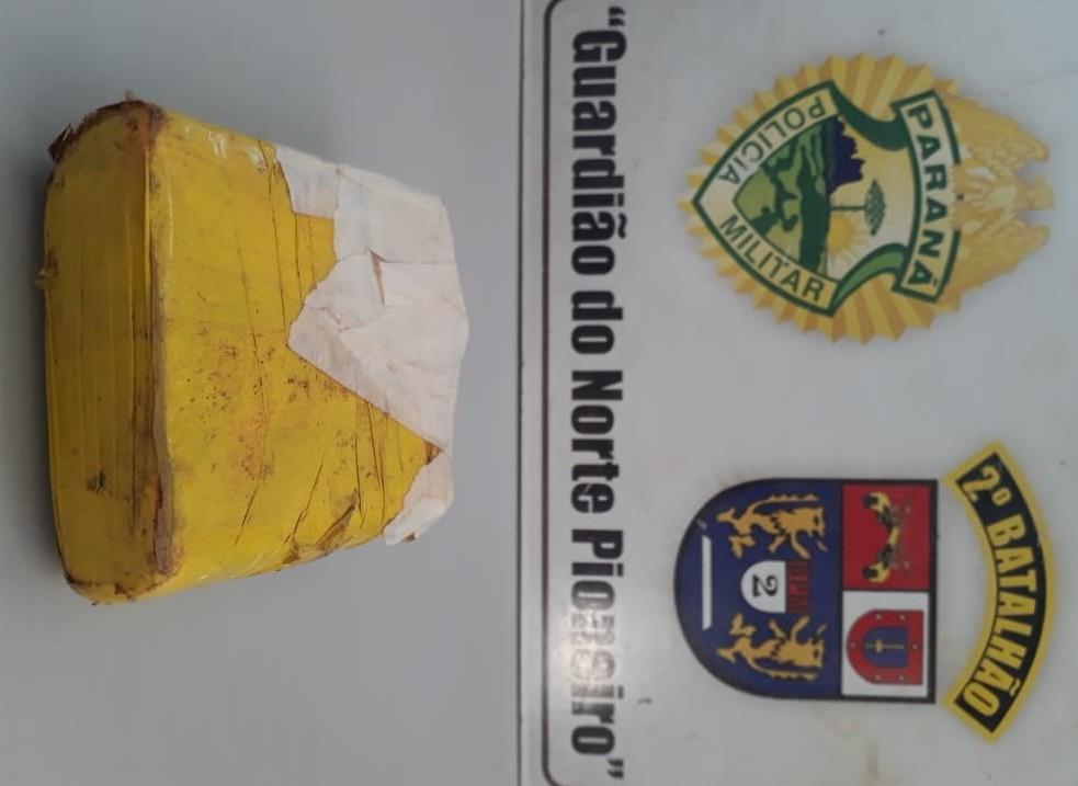 Cambará: Homem é preso por tráfico de drogas