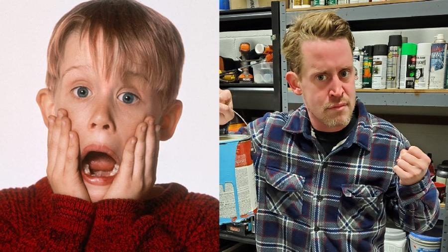 Irreconhecível aos 40, Macaulay Culkin ainda é lembrado por 'Esqueceram de Mim'