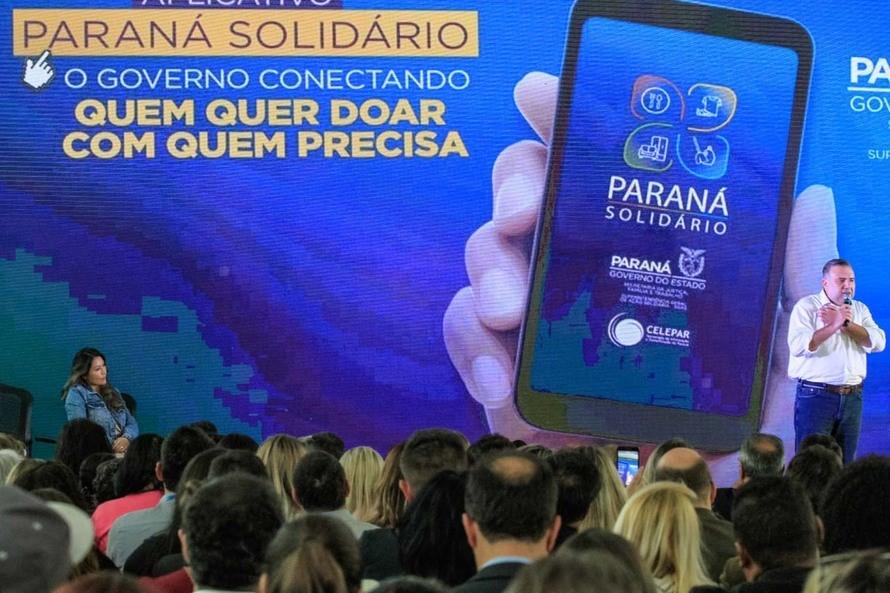 Entidades de Ribeirão Claro já estão cadastradas no programa Paraná Solidário