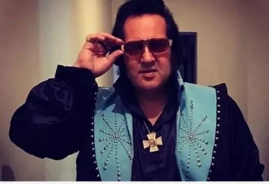 Um dos mais famosos cover de Elvis do Brasil, Gilberto Augusto morre aos 44 anos de covid-19
