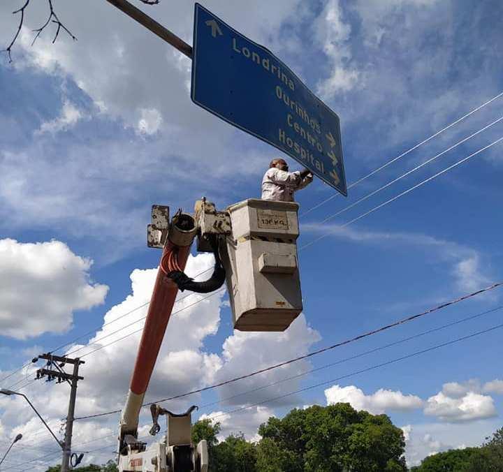 Jacarezinho: Prefeitura realiza trabalhos de manutenção por toda cidade