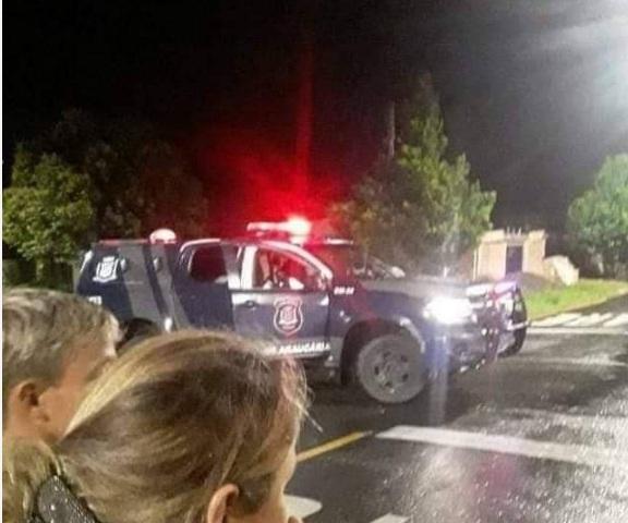 Paraná: Homem ameaça matar esposa, foge da polícia e morre atropelado