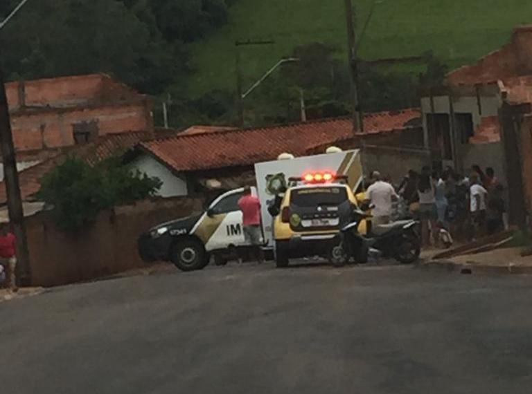 Mulher é assassinada em Santo Antônio da Platina