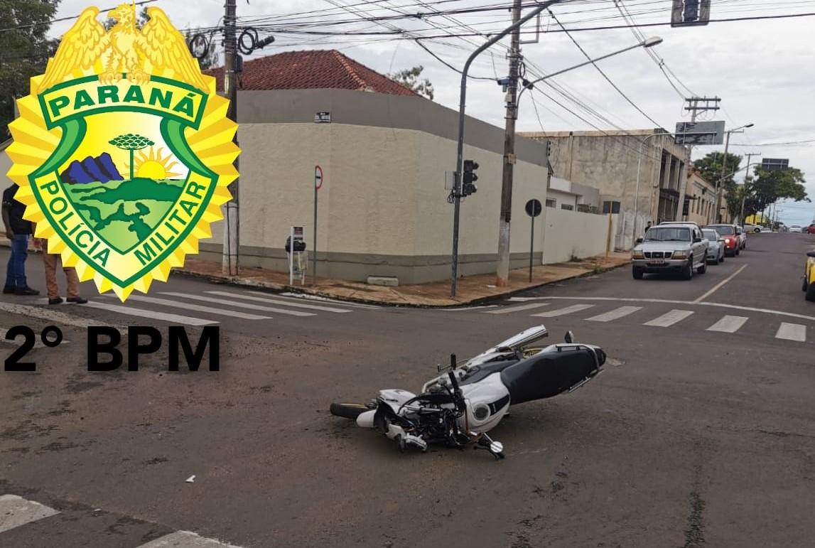 *2º BPM APREENDE MOTOCICLETAS EM JACAREZINHO POR DIREÇÃO PERIGOSA*