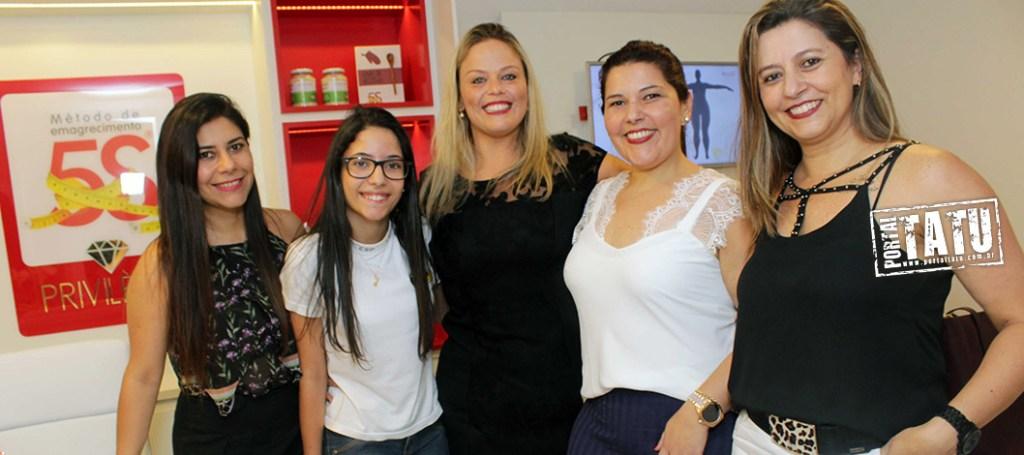Fernanda Ferraz inaugura clínica de emagrecimento em Teresópolis