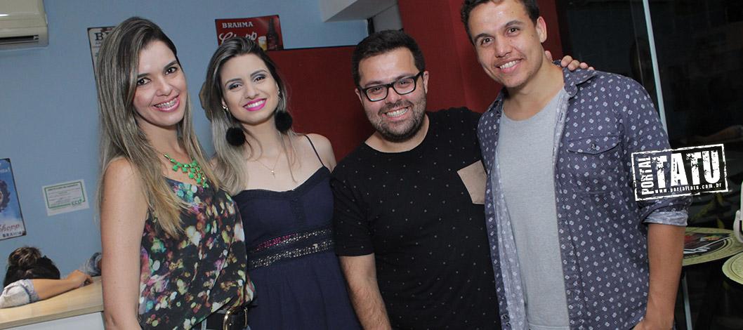 Lucas de Moraes no Carioca's Beer 05/02/2017