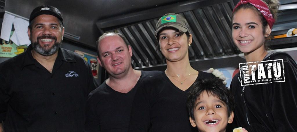 Inauguração do food truck Cabron – No Bairro do Alto – 16/07/2017