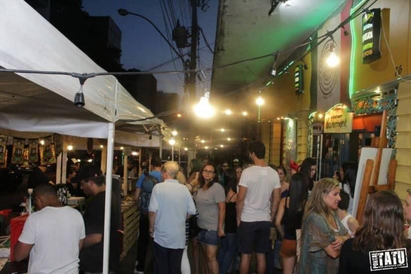 Coletivo Basement - 2ª Edição - Sancho Panza Café 17_11_2017 (57)