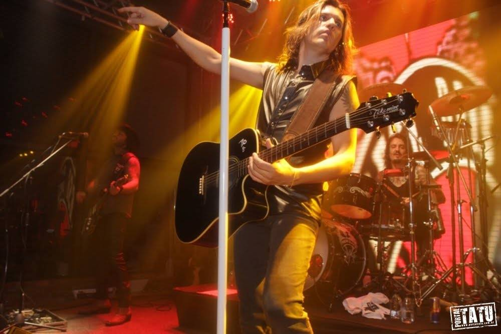 Tributo ao Bon Jovi – Banda These Days – Paradise Garage – 18/11/2017