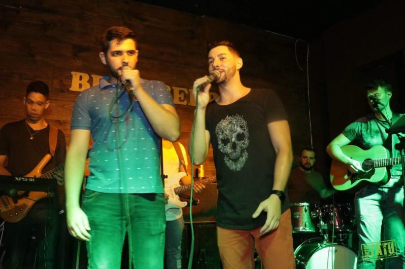 Karaoke do Beco convida Tiago Souza - Beco Beer - 23012020 (66)