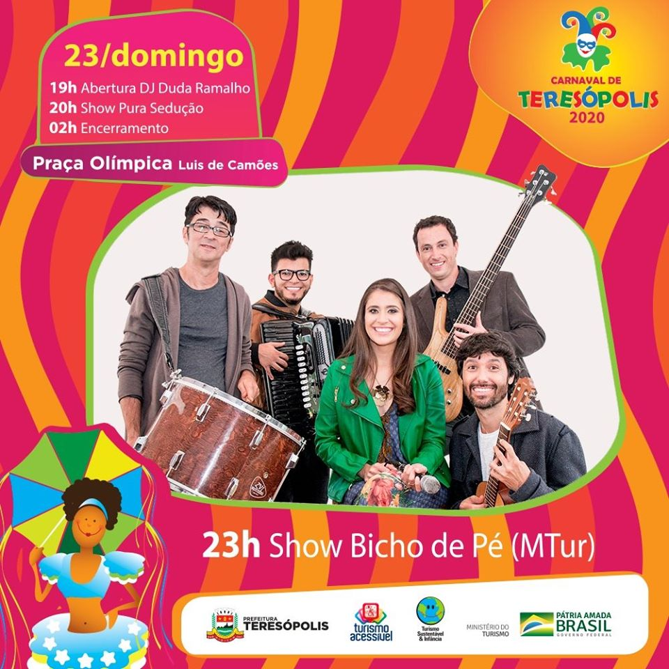 Carnaval de Teresópolis 2020