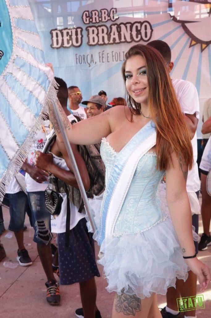 Bloco Deu Branco - Praça Olímpica - 16022020 (121)
