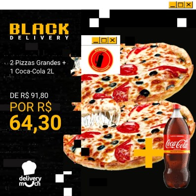 Delivery Much Teresópolis lança Black Friday antecipado com dez dias de super descontos (23)