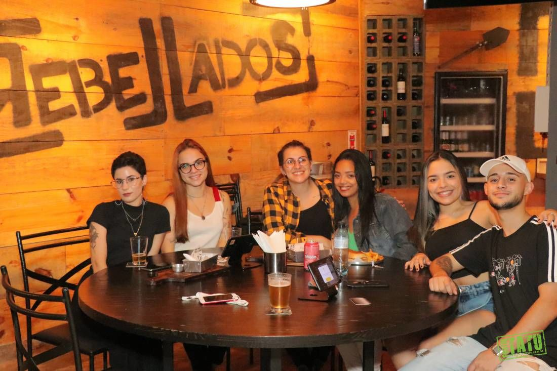 You are currently viewing Rebellados – 27/02/2021