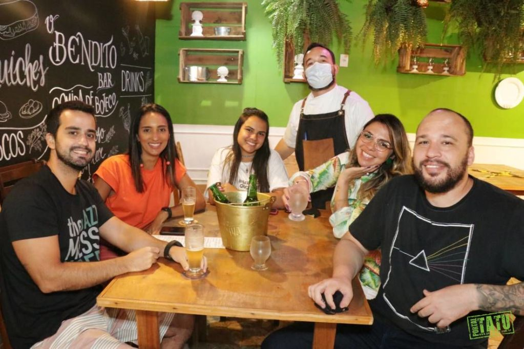Read more about the article O Bendito Bar – 19/03/2021