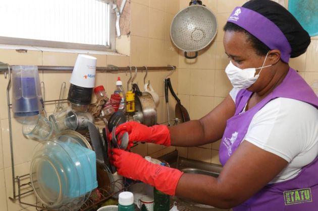 Mary Help – Limpeza é saúde! (1)
