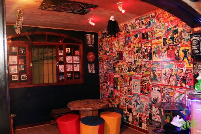 Hell's Kitchen Pub rock'n'roll - Boa comida e drinks bem no coração da Tijuca (34)