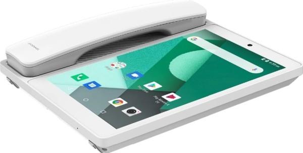 Poptel V9 - стационарный телефон на ОС Android