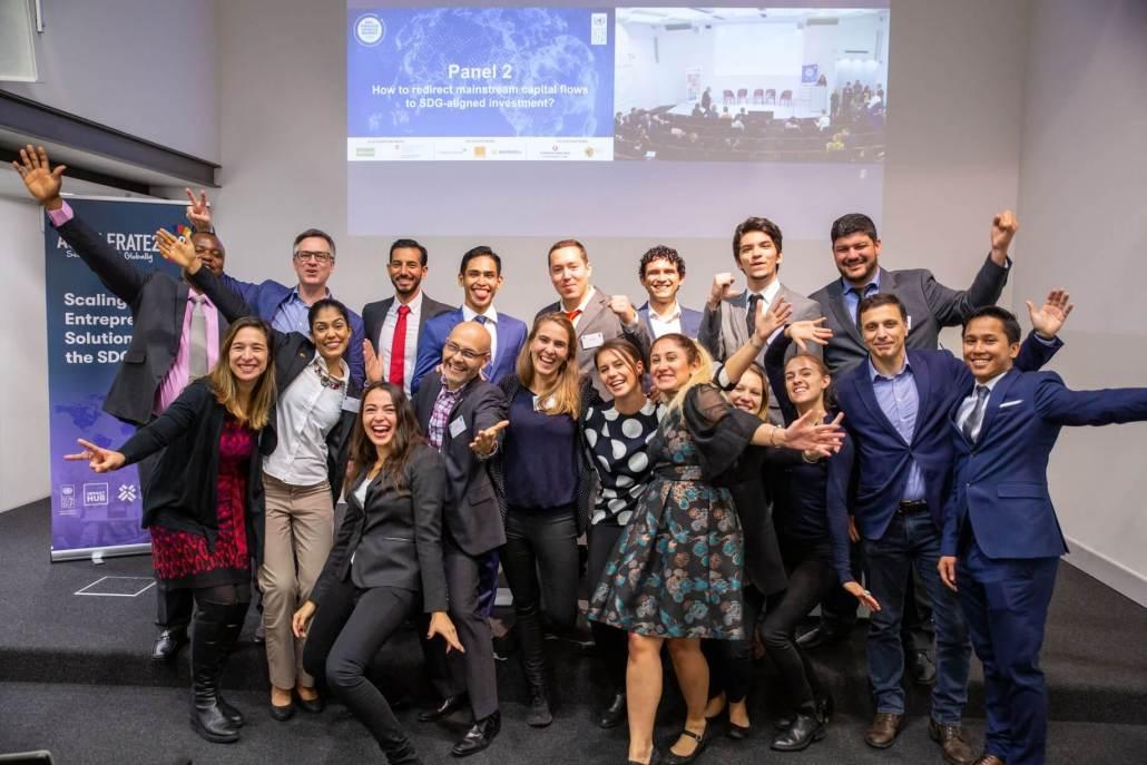Portal está entre as dez empresas finalistas do Accelerate2030 e recebe mentoria em Genebra