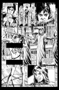 cradle of filth comic 3
