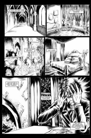 cradle of filth comic 4