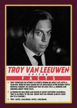 QOTSA - Troy Van Leeuwen