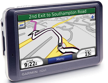gps garmin nuvi tomtom foston bak shopping