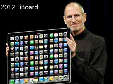 ipad 3 lancamento apple 2012