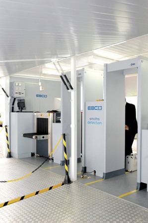 Hackeando o raio X da segurança do aeroporto