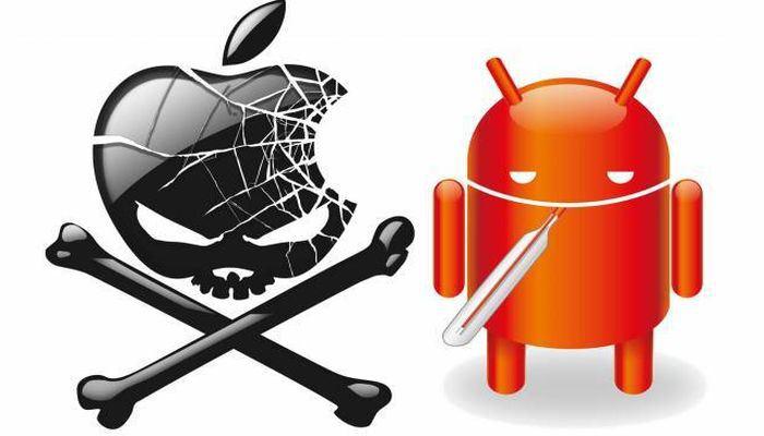 Falha da década de 1990 atinge dispositivos android e ios