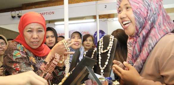 SIJF 2019, Industri Perhiasan Jatim Jadi Destinasi Wisata Baru