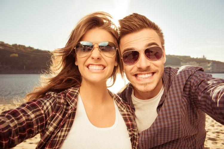 Selfie de casal | Alto Astral