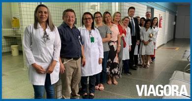 MP participa de apresentação do programa de cirurgia bariátrica  Viagora