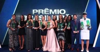 Pela 1ª vez, Prêmio Brasileirão será igual para homens e mulheres