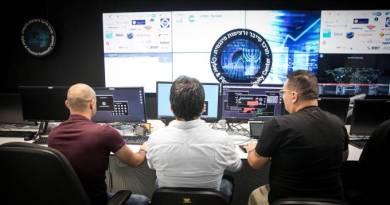 Por dentro do 190 de Israel contra ataques de hackers