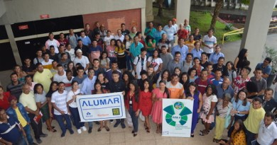 Senai capacita mais de 150 pessoas residentes na área do entorno do Consórcio Alumar