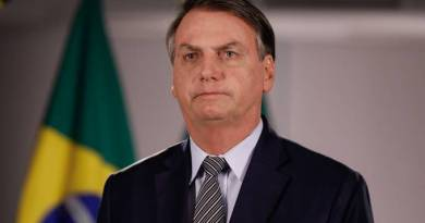 """Bolsonaro, sobre coronavírus: """"Não há motivo para pânico"""""""