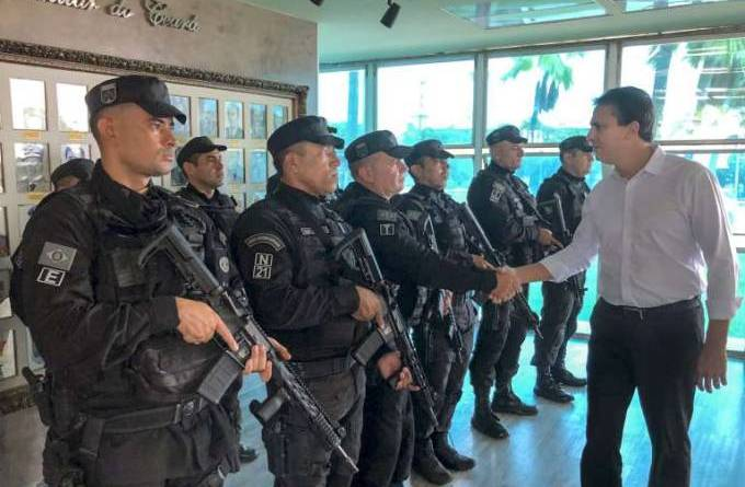 Ceará aprova emenda constitucional que proíbe anistia a policiais
